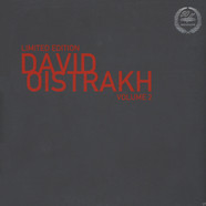 Schubert / Brahms - Limited Edition-david Oistrakh Volume 2