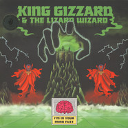 King Gizzard & The Lizard Wizard - I'm In Your Mind Fuzz