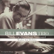 Bill Evans Trio - Sunday At The Village Vanguard / Waltz For Debby