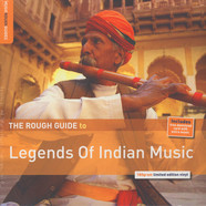 V.A. - The Rough Guide to Legends of Indian Music