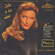 Julie London - Julie Is Her Name Volume 2 200g Vinyl Edition