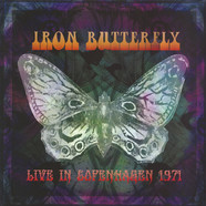 Iron Butterfly - Live In Copenhagen 1971
