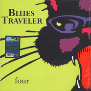 Blues Traveler - Four Colored Vinyl Edition