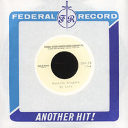 Federal Singers - My Love / What To Do