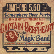 Captain Beefheart - Somewhere Over Paris: Live From Le Nouvel Hippodrome 1977