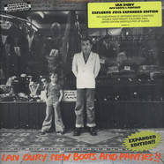 Ian Dury - New Boots And Panties!