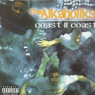 Alkaholiks - Coast II Coast Colored Vinyl Edition