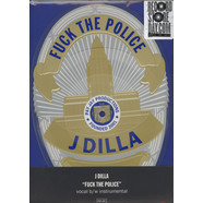 J Dilla aka Jay Dee - Fuck The Police Badge Shaped Edition