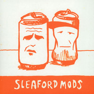 Sleaford Mods - Mr. Jolly Fucker Orange Vinyl Edition