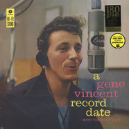 Gene Vincent & The Blue Caps - A Gene Vincent Record Date