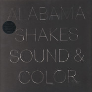 Alabama Shakes - Sound & Color Black Vinyl Edition