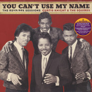 Curtis Knight & The Squires - The RSVP/PPX Sessions - You Can`t Use My Name Feat. Jimi Hendrix