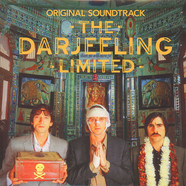 V.A. - OST The Darjeeling Limited Black Vinyl Edition