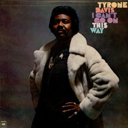 Tyrone Davis - I Can't Go On This Way