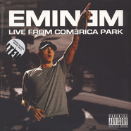 Eminem - Live From Comerica Park White Vinyl Edition