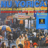 V.A. - Nu Yorica! Culture Clash In New York City: Experiments In Latin Music 1970-77, Part 2
