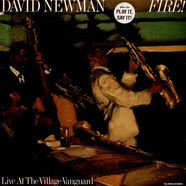 David Newman - Fire! Live At The Village Vanguard