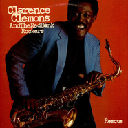 Clarence Clemons And Red Bank Rockers, The - Rescue