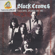 Black Crowes - Trump Plaza Hotel, Atlantic City 1990