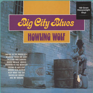 Howlin' Wolf - Big City Blues 180g Vinyl Edition