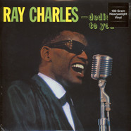Ray Charles - Dedicated To You 180g Vinyl Edition