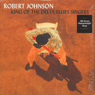 Robert Johnson - King Of The Delta Blues Volume 1 & 2 180g Vinyl Edition