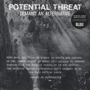 Potential Threat - Demand An Alternative