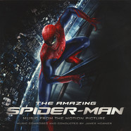 James Horner - OST Amazing Spiderman: Music From The Motion Picture