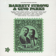 Barrett Strong & Gino Parks - Rarer Stamps Volume 1