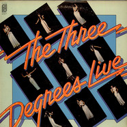 Three Degrees, The - The Three Degrees Live