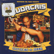 Ludacris - Chicken & Beer White Vinyl Edition