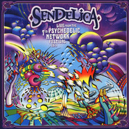 Sendelica - Live At The Psychedelic Network Festival Purple Vinyl Edition