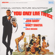 John Barry - OST James Bond: You Only Live Twice