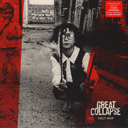 Great Collapse, The - Holy War White Vinyl Edition