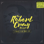 Robert Cray Band - 4 Nights Of 40 Years Live