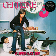 Cerrone - Cerrone 3 - Supernature Pale Green Vinyl Edition