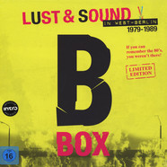 V.A. - OST B-Movie - Lust & Sound In West-Berlin 1979-1989 Deluxe Edition