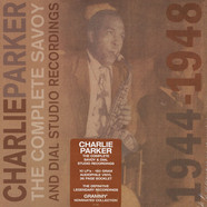 Charlie Parker - Complete Savoy Dial Recordings Box Set