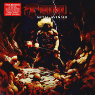 Thor - Metal Avenger Blood Red Vinyl Edition