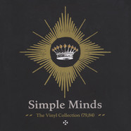 Simple Minds - Vinyl Collection 1979-1985