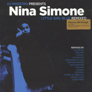 Nina Simone / DJ Maestro - Little Girl Blue Remixed Black Vinyl Edition