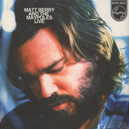 Matt Berry & The Maypoles - Live Black Vinyl Edition