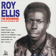 Roy Ellis - The Beginning (First Ever Recording In 1964)