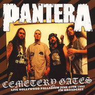 Pantera - Cemetery Gates: Hollywood Palladium June 27th, 1992 - FM BROADCAST