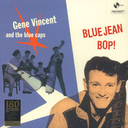 Gene Vincent & The Blue Caps - Blue Jean Bop!