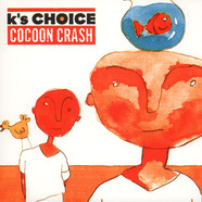 K's Choice - Cocoon Crash Black Vinyl Edition