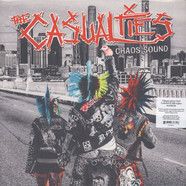 Casualties, The - Chaos Sound Green Vinyl Edition