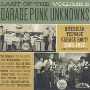 V.A. - Last Of The Garage Punk Unknowns Volume 5