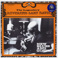 Reverend Gary Davis - New Blues And Gospel Colored Vinyl Edition