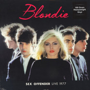 Blondie - Live At Old Waldorf In San Francisco September 21, 1977 KSAN 180g Vinyl Edition
